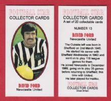 Newcastle United David Ford